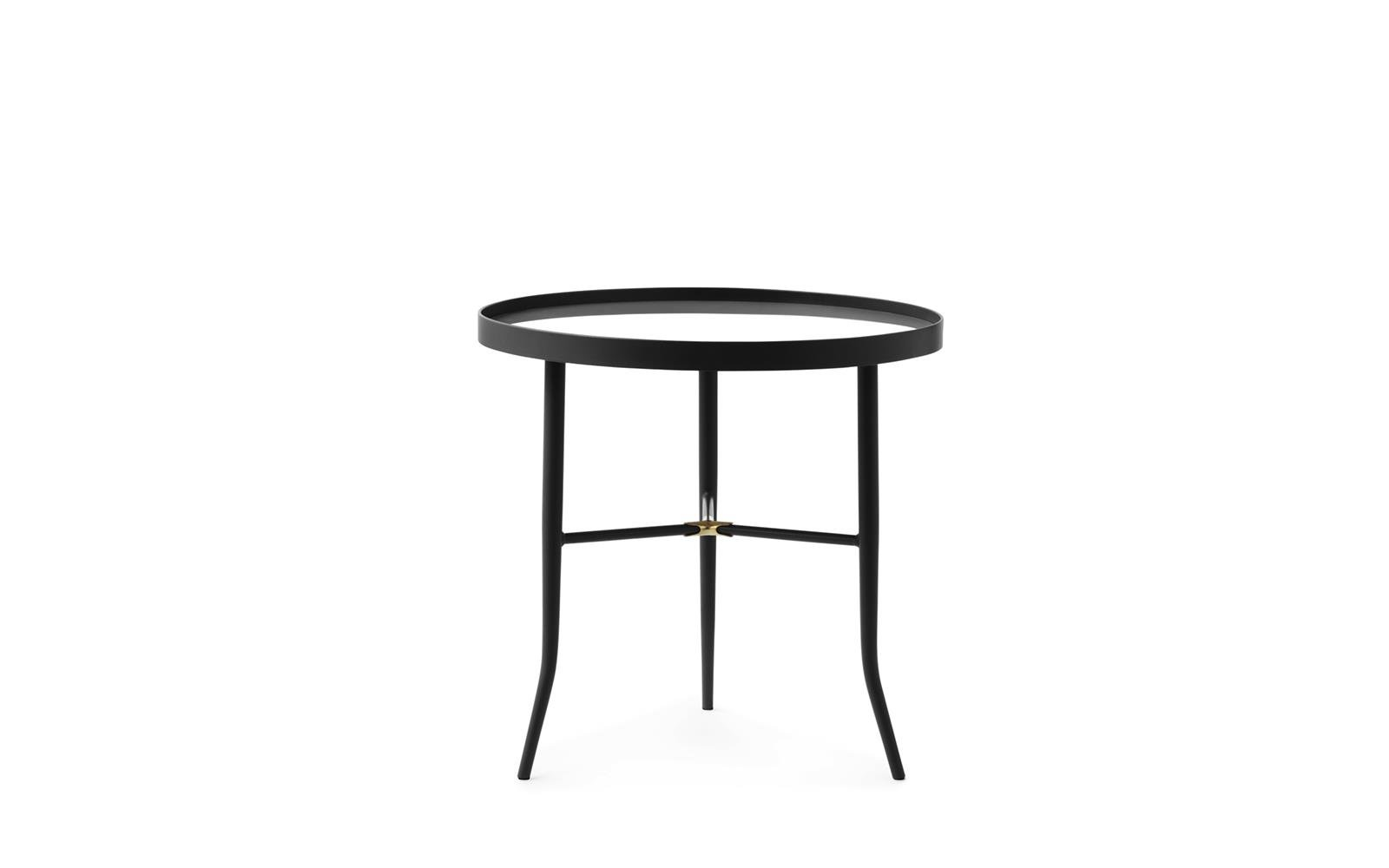 Normann Copenhagen - Lug Table Small - Black (602291)