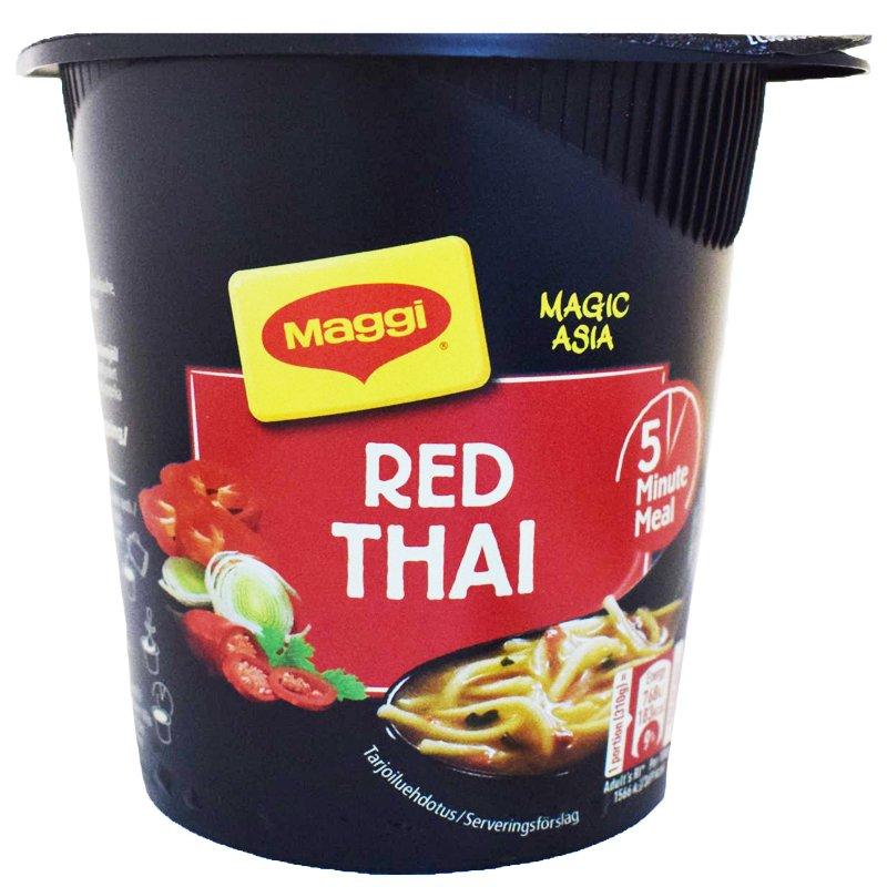 Kuppiateria Red Thai - 5% alennus