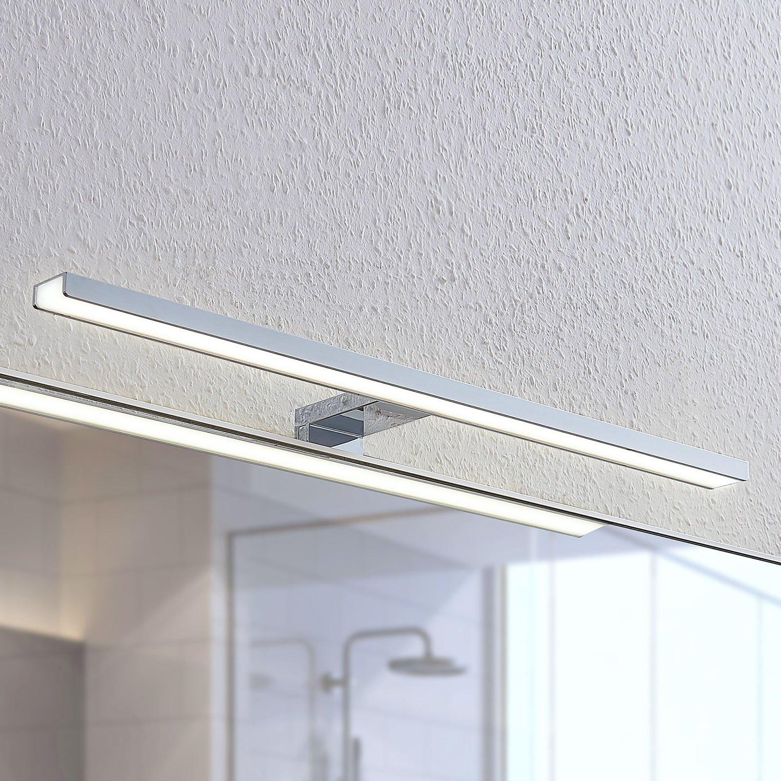 LED-bade- og speillampe Peggy, 50 cm