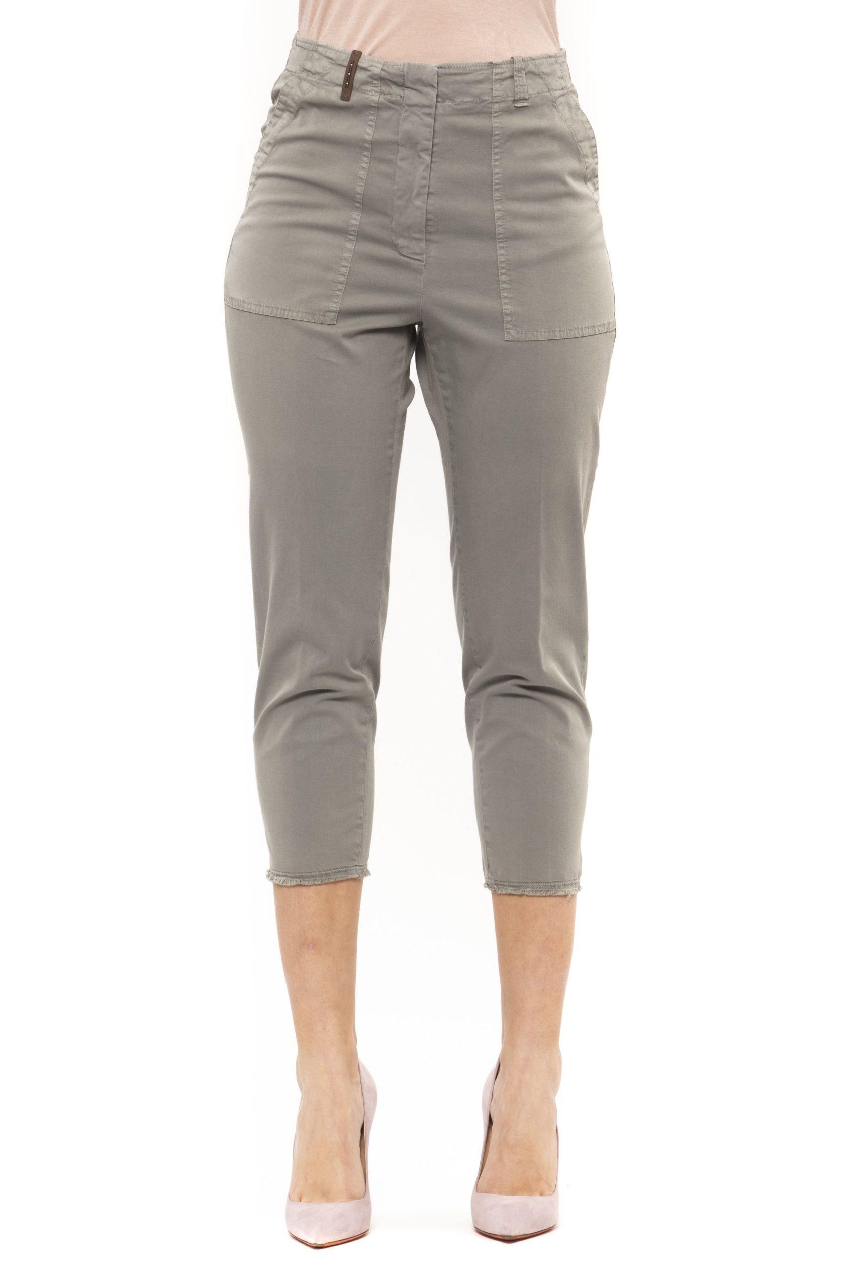 Verde Green Jeans & Pant - IT42 | S