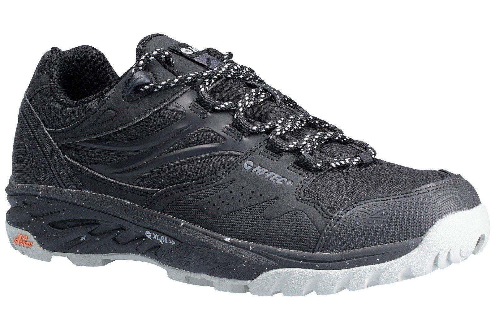 Hi-Tec Men's V-Lite Wild-Life Scorpion Walking Boots Various Colours 27029 - Black 7