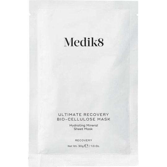 Ultimare Recovery Bio Cellulose Mask, Medik8 Kasvonaamio