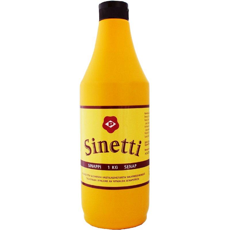 Sinappi - 23% alennus