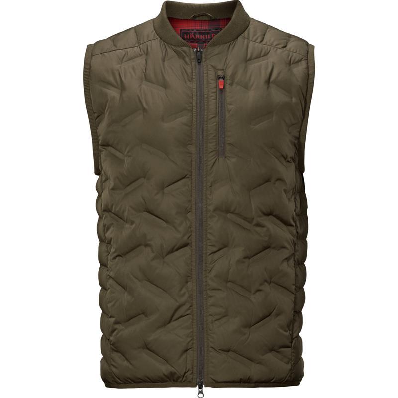Härkila Driven Hunt Insulated vest XL Willow Green