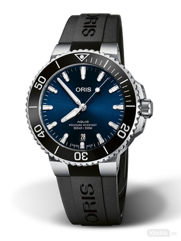 ORIS Aquis Date 41.5mm 733-7766-4135-07-4-22-64FC