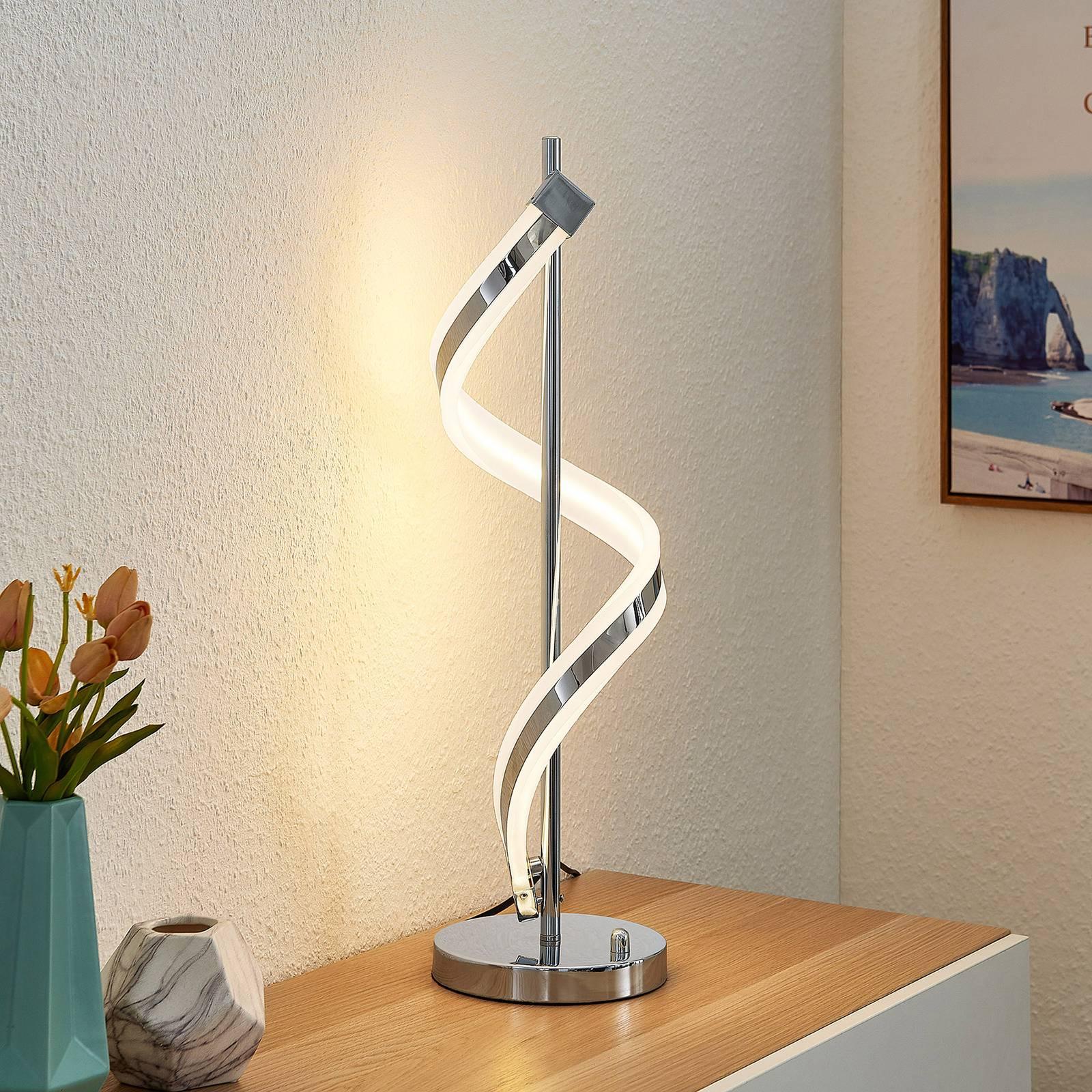 Lindby Norine -LED-pöytävalaisin