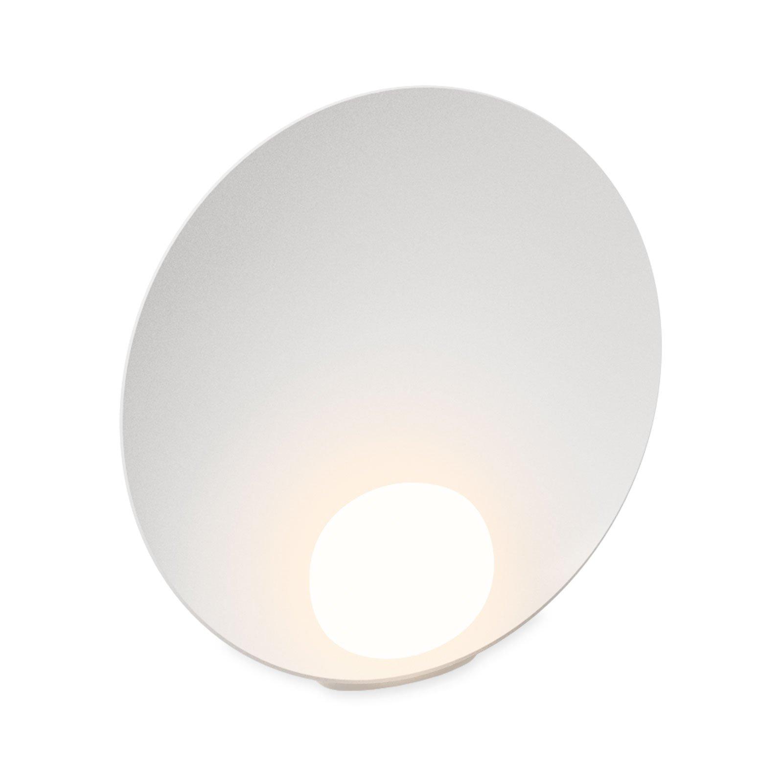 Vibia Musa 7400 LED-bordlampe stående, hvit