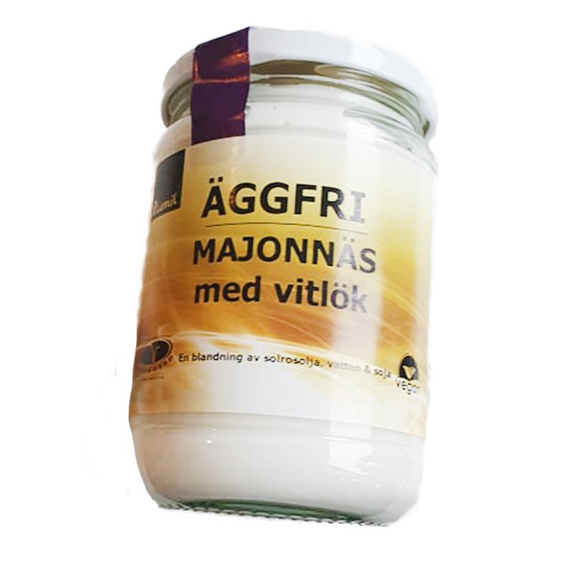 Majonnäs Äggfri Vitlök 315g - 43% rabatt
