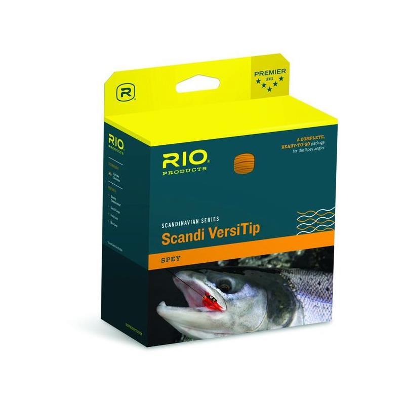 Rio Scandi VersiTip #10 650gr/42g Flyt med 4 tips