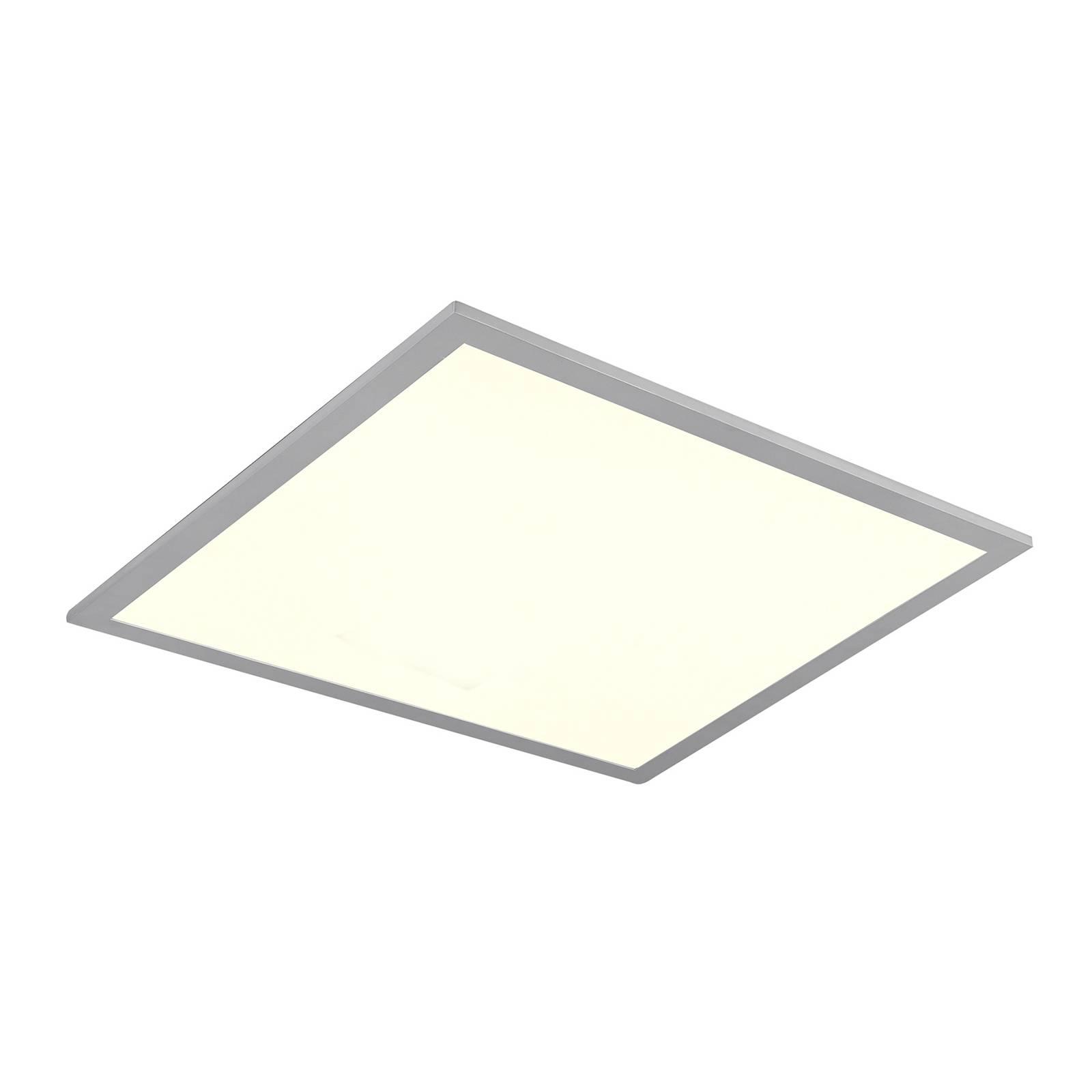 LED-kattovalaisin Alima, CCT, WiZ, 49,5 x 49,5 cm