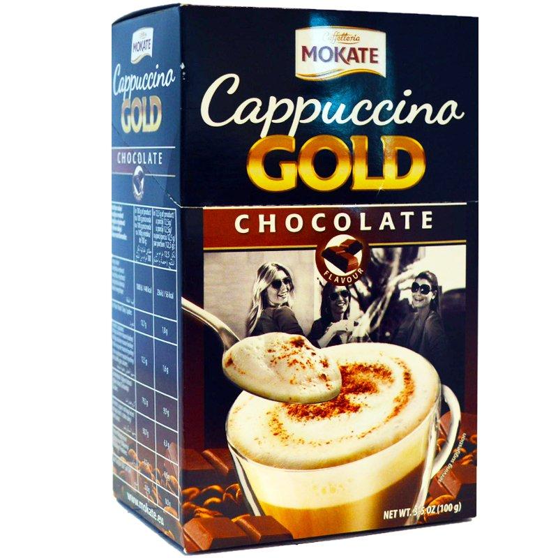 Snabbkaffe Cappuccino Choklad - 67% rabatt