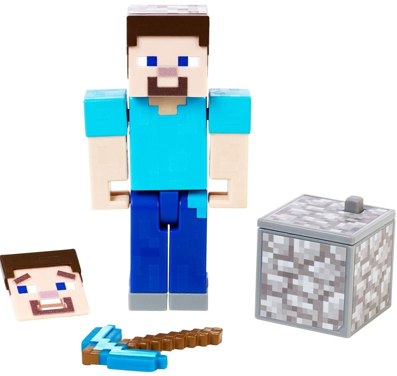 Minecraft - Comic Mode Figures 8 cm - Steve (GCC13)