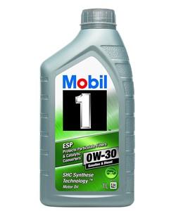 Mobil 1 ESP 0W-30, Universal