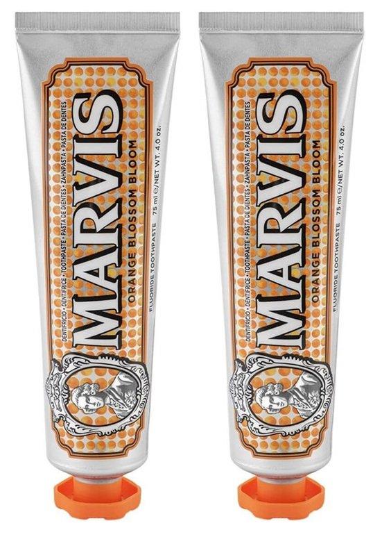 MARVIS - Toothpaste 2x75 ml- Orange Blossom Bloom