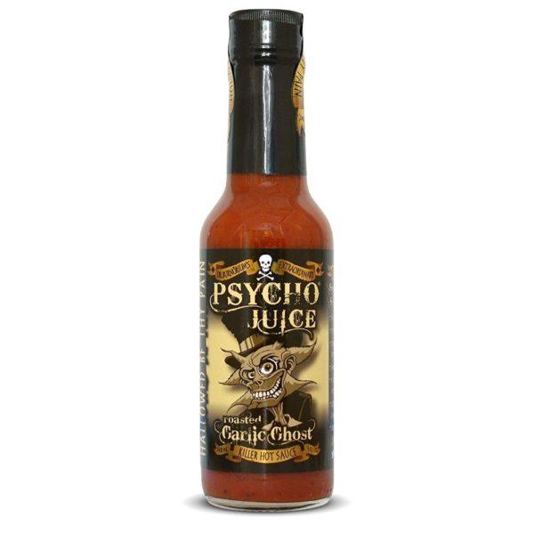 Psycho Juice Roasted Garlic Ghost Pepper 148ml