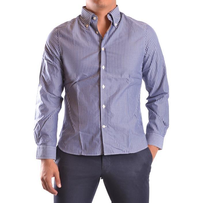 Gant Men's Shirt Grey 161052 - grey M