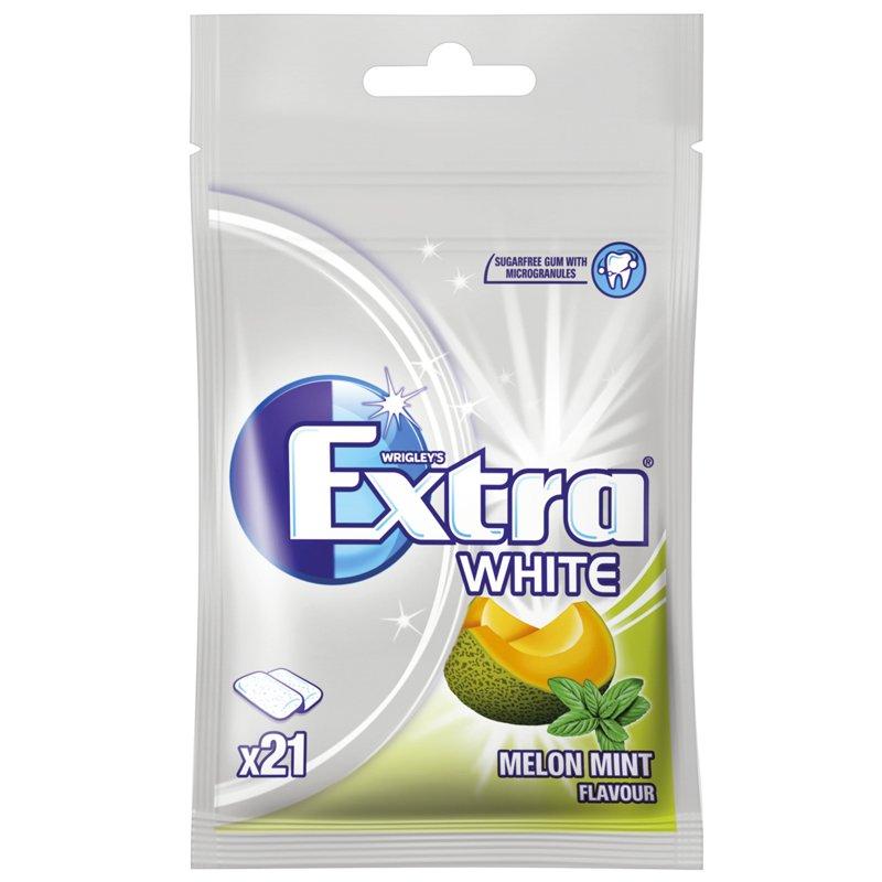 Tuggummin White Melon Mint - 33% rabatt