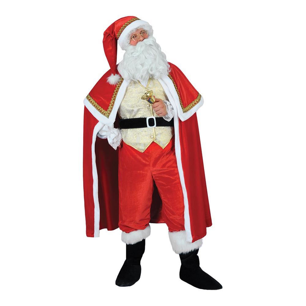 Santa Claus Maskeraddräkt - One size