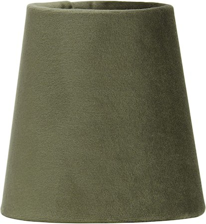 Lampeskjerm Queen Fløyel Grønn