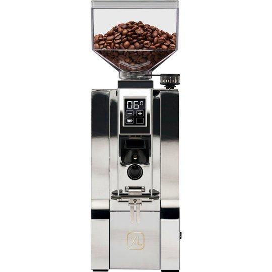 Eureka Mignon XL Kaffekvarn, krom