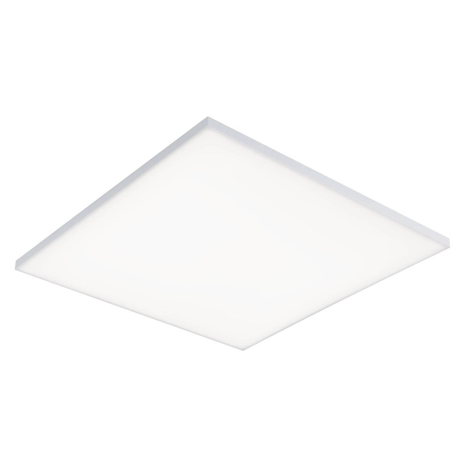 Paulmann Velora, LED-panel 3-ste-dim, 59,5x59,5 cm