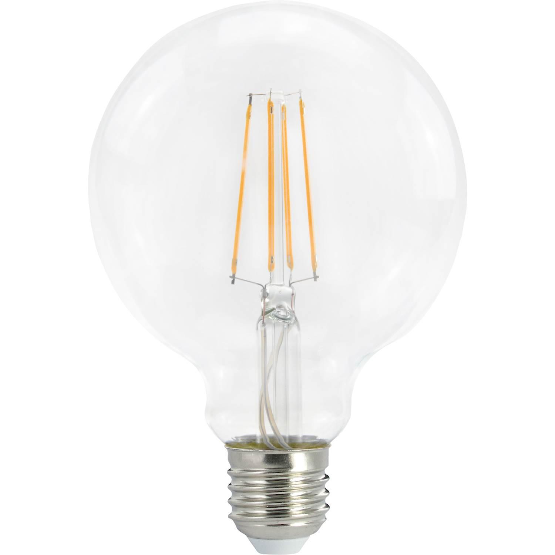 Elvita LED glob 95mm E27 250lm filame