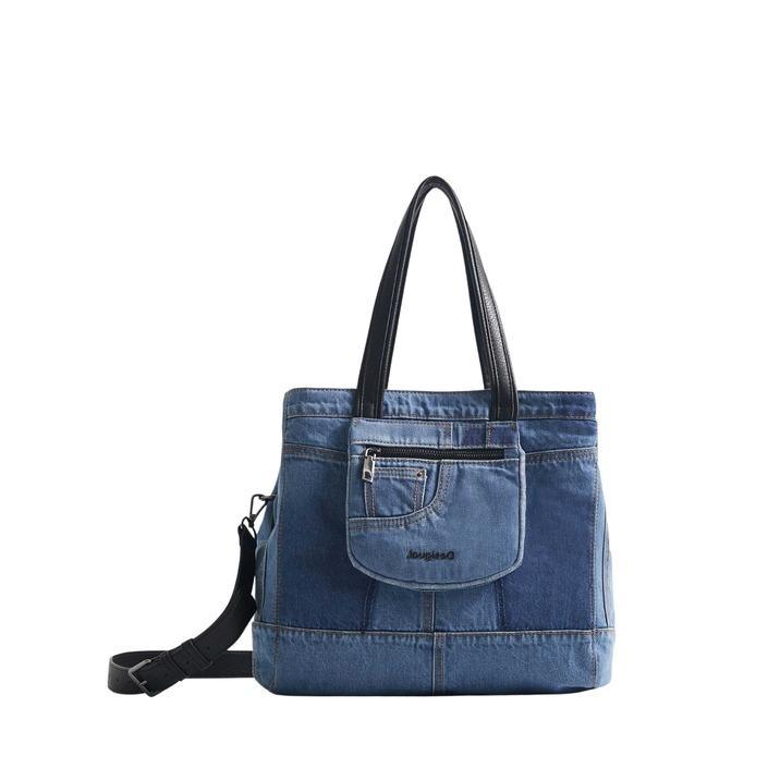Desigual - Desigual Women Bag - blue UNICA