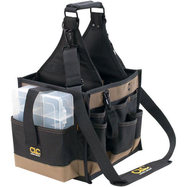 CLC CL1001528 Työkalulaukku 28 cm, sähköasentajille