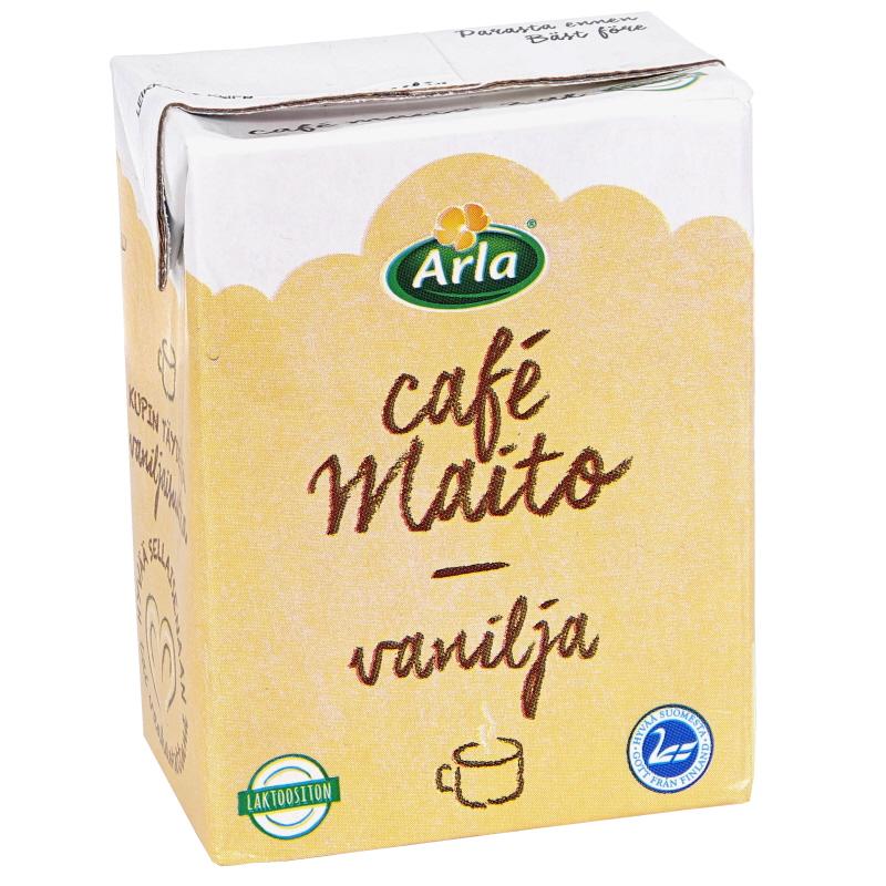 Arl Cafe maito vanilja 250ml