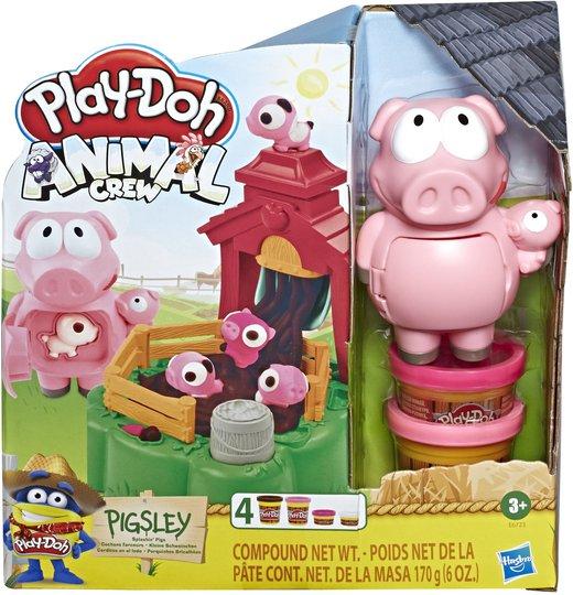 Play-Doh Lekeleire Pigsley Splashin Pigs