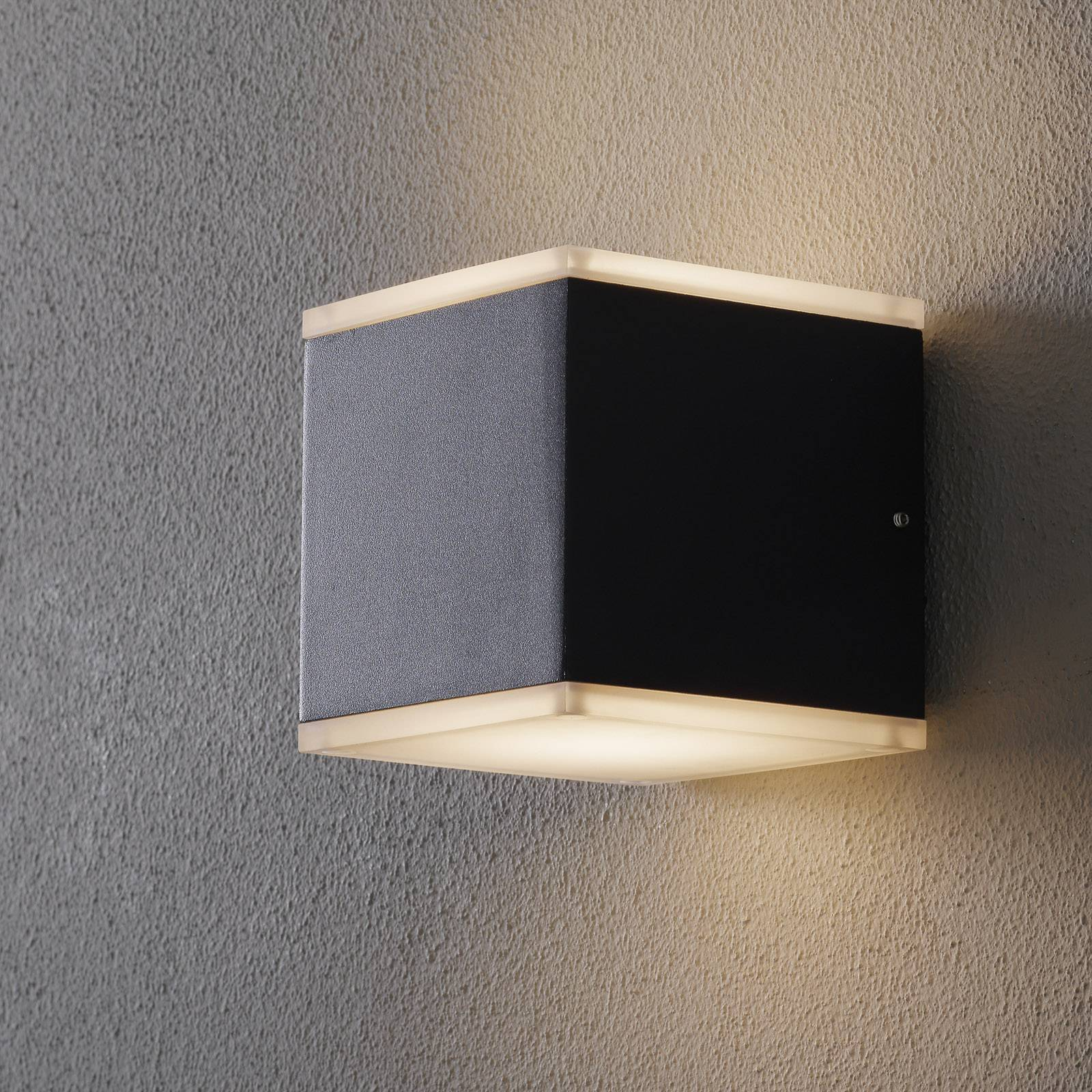 Paul Neuhaus Q-AMIN -LED-seinävalaisin 9 W