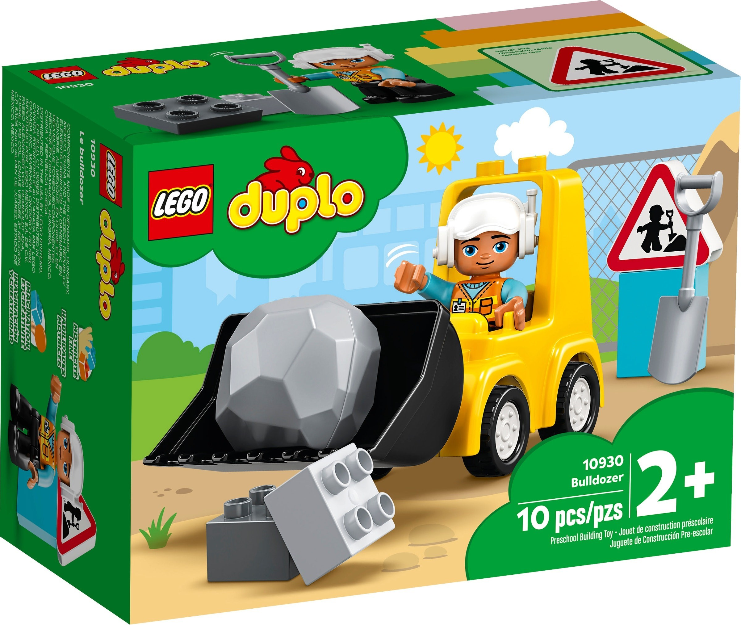 LEGO DUPLO - Bulldozer (10930)