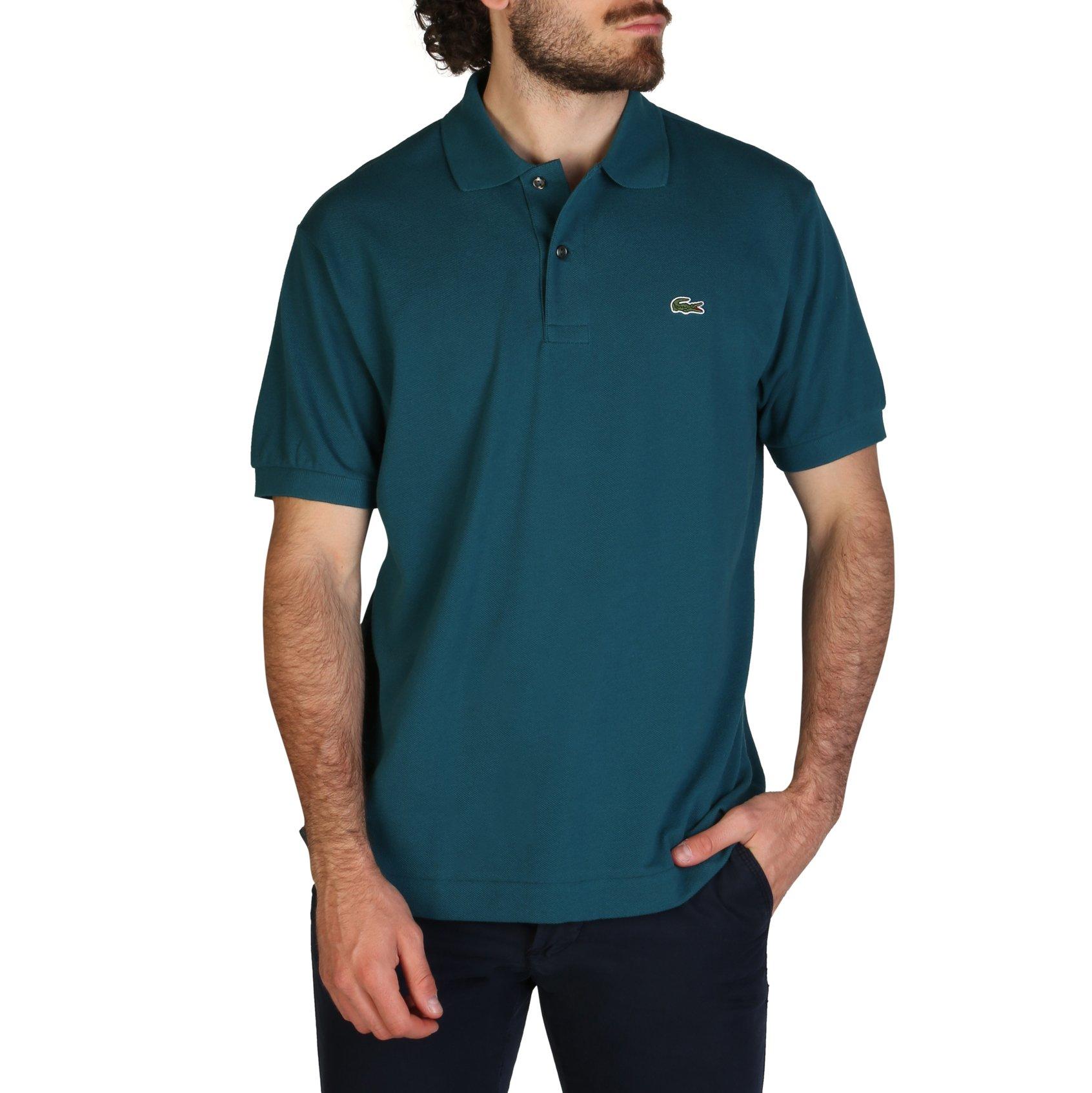 Lacoste Men's Polo Shirt Various Colours L1212_REGULAR - green S