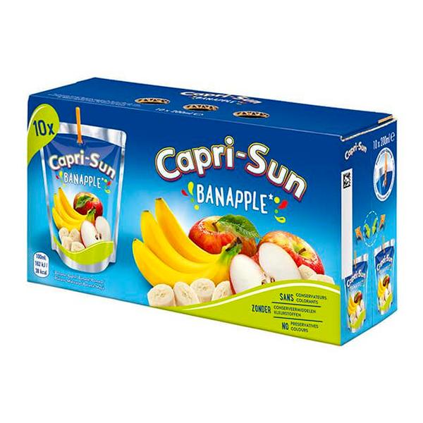 Capri-Sun Banapple - 10-pack