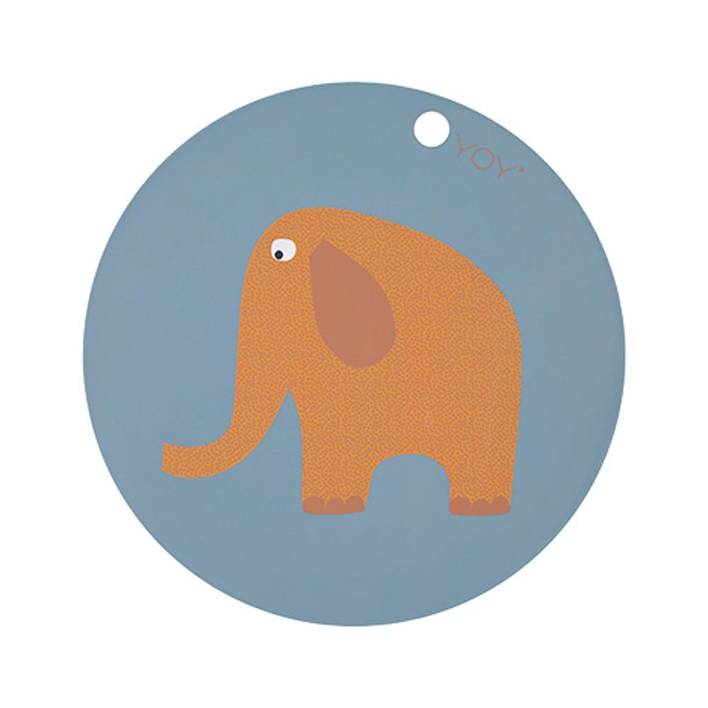 OYOY Mini - Placemat - Elephant