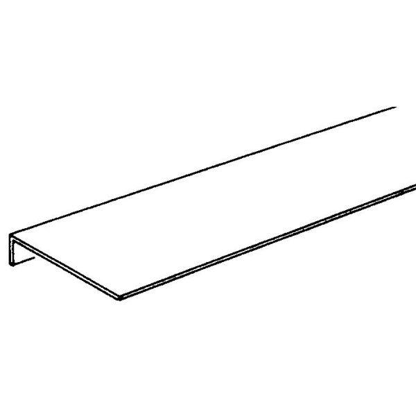 Schneider Electric 5591740 Kabelhylle enkel, for TAS 72 x 1000 mm