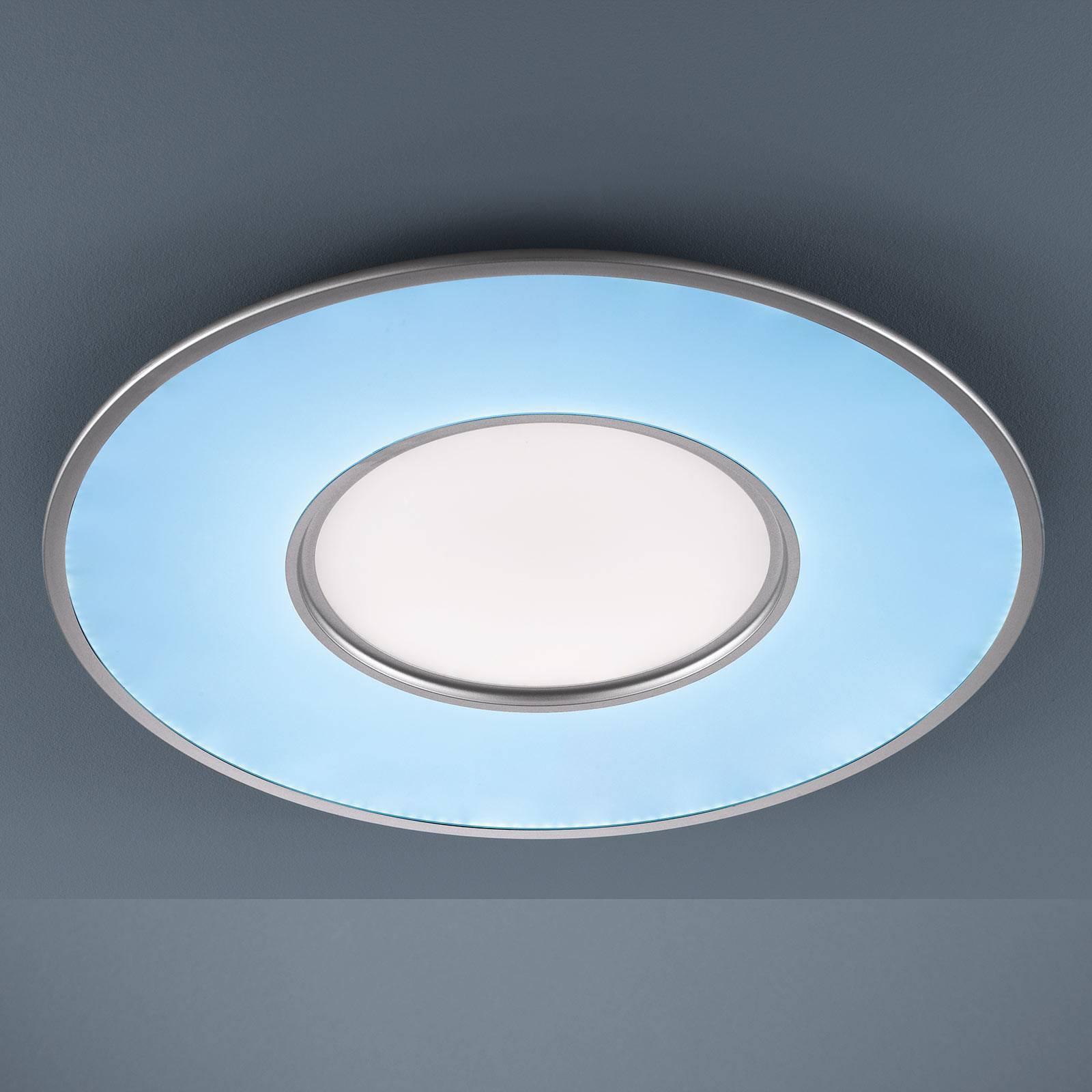 LED-taklampe Mia med CCT-funksjon og fjernkontroll