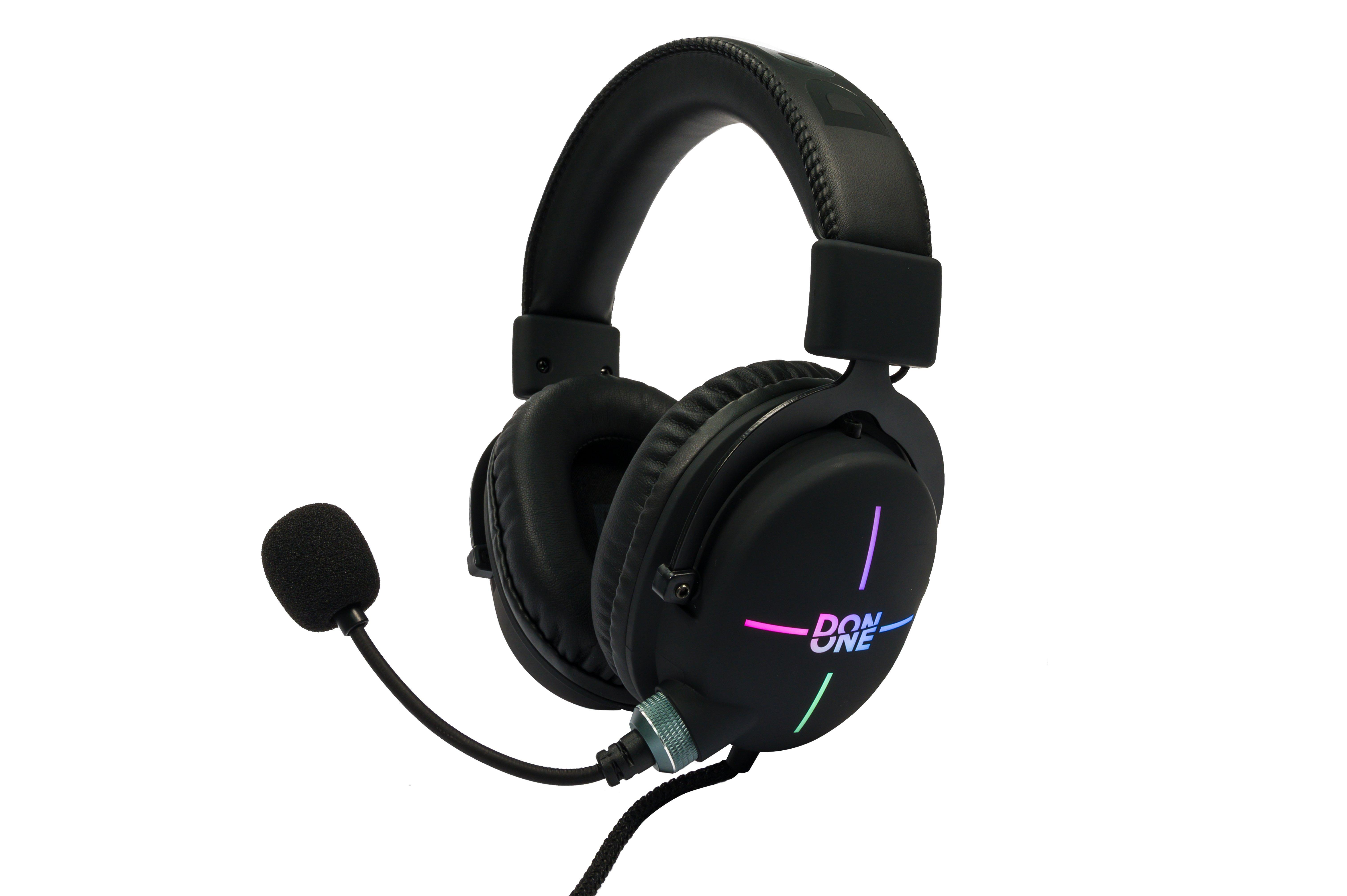 DON ONE - GH300 MK2 RGB Gaming Headset