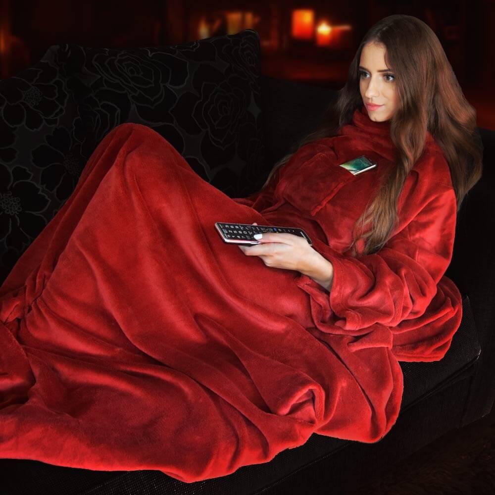 Snugs Deluxe - Red Blanket (04102.RD)