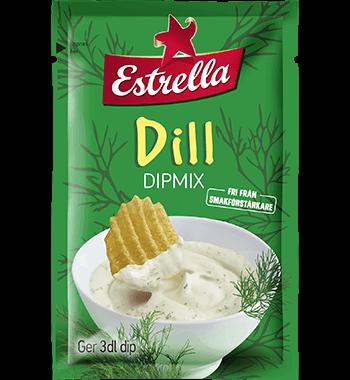 Estrella Dipmix Dill 20g