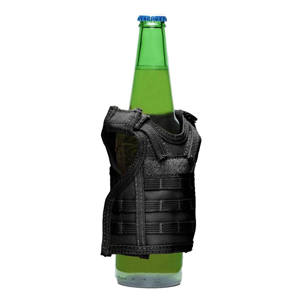 Skyddsväst till Flaska - Svart