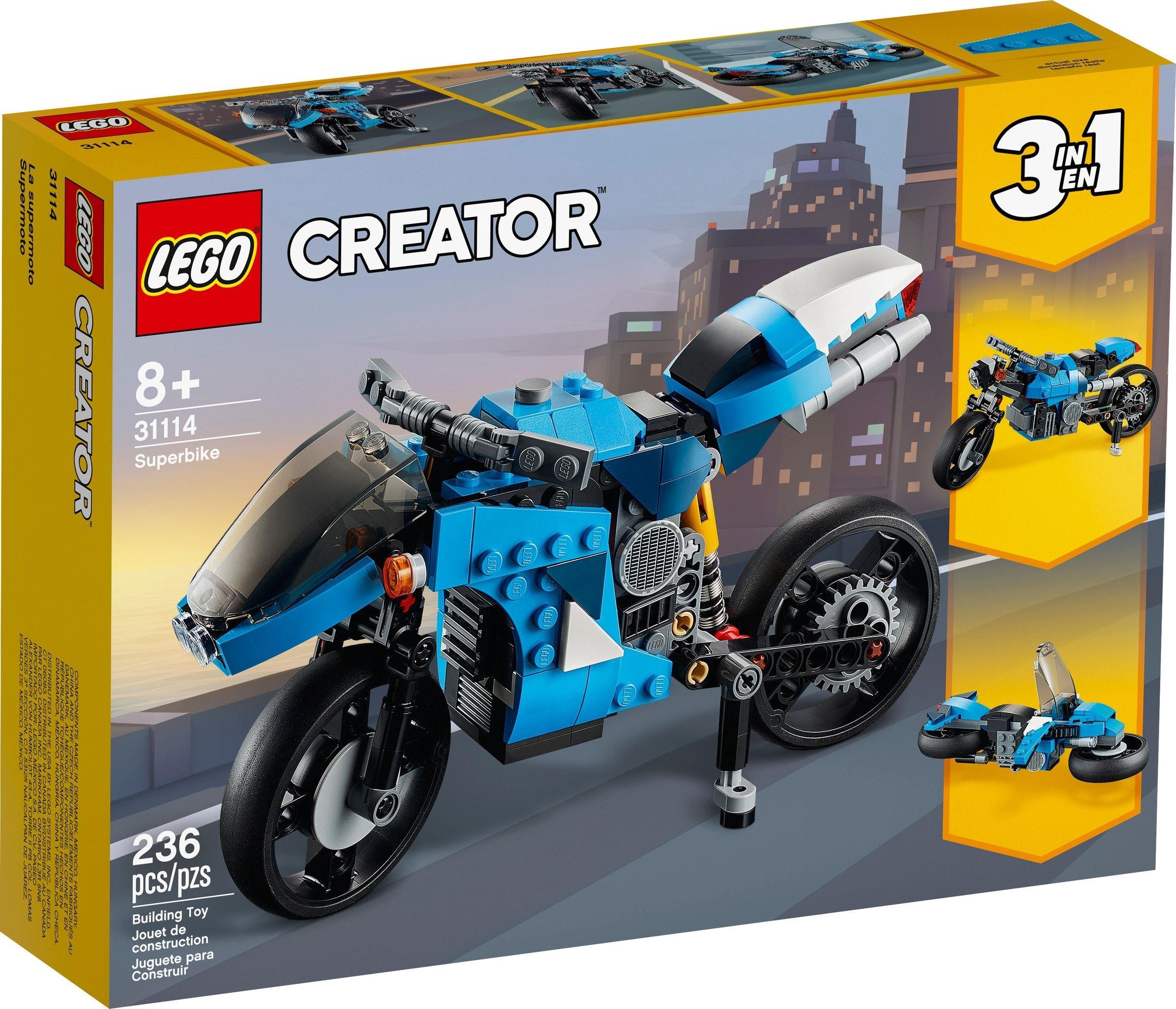 LEGO Creator - Superbike (31114)