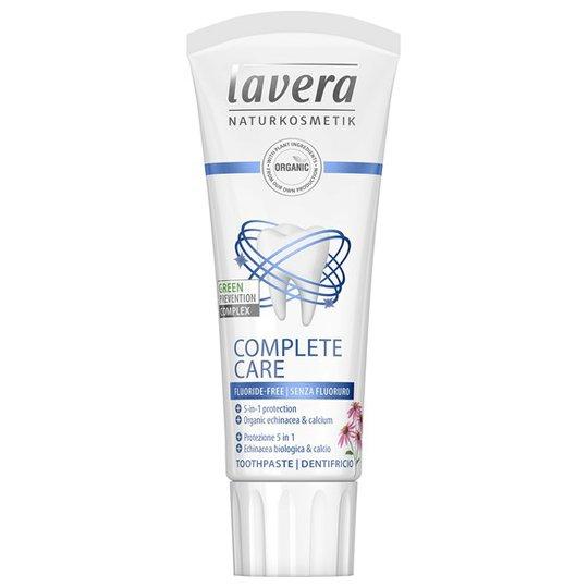 Lavera Complete Care Toothpaste Fluoride-Free, 75 ml