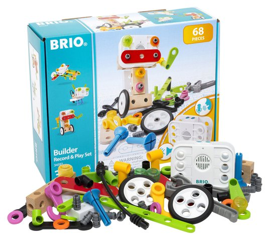 Brio 34592 Lekesett med Innspilling