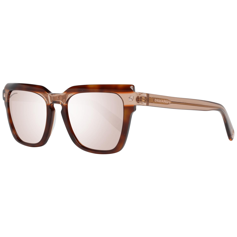 Dsquared² Unisex Sunglasses Brown DQ0285 5154Z