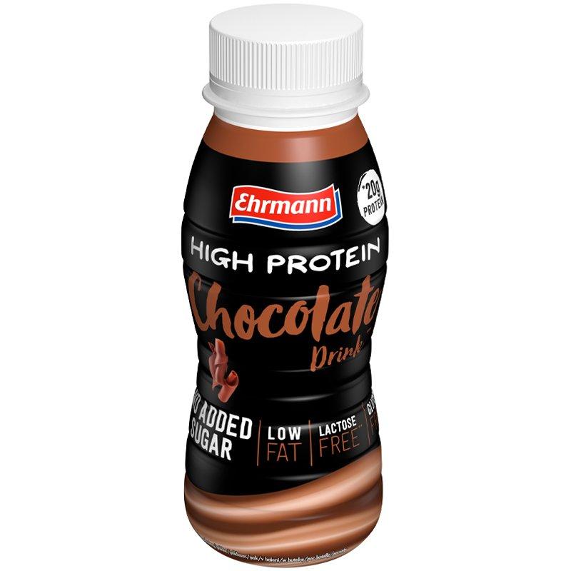 Proteiinijuoma Suklaa - 23% alennus