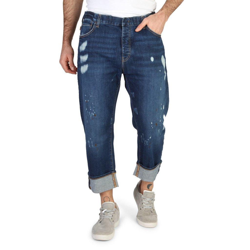 Emporio Armani Men's Jeans Blue 328756 - blue 29