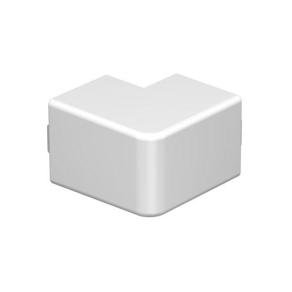 Obo Bettermann 6192246 Ytterhjørne 90°, hvit 40 x 40 mm