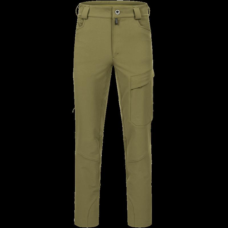 Blaser Men's Resolution Pants 52 Dark Olive