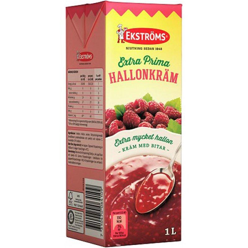 Hallonkräm Extra Prima - 40% rabatt